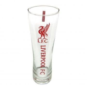 Liverpool FC Tall Beer Glass