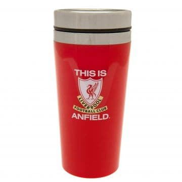 Liverpool FC This is Anfield Travel Mug