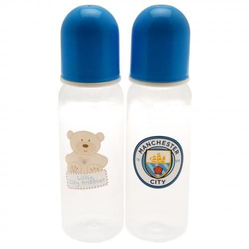 Manchester City Baby Bottles | Man City Football Gifts