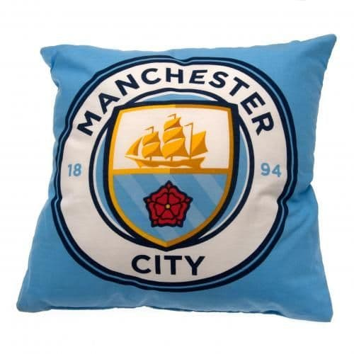 Manchester City Cushion | Homeware | MCFC Merchandise | Gifts Shop