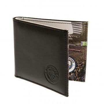 Manchester City Leather Wallet 801