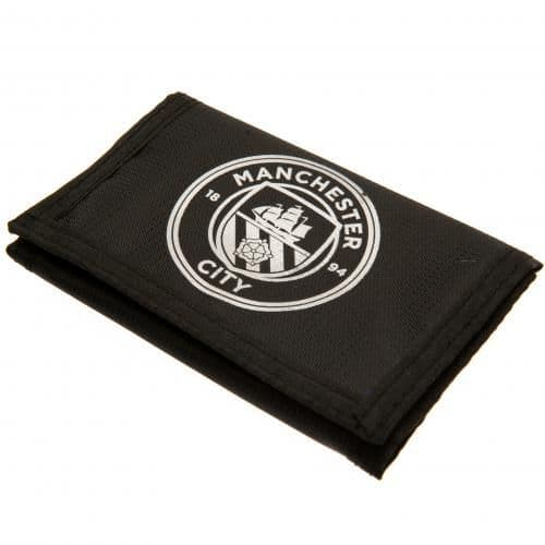 Manchester City Wallet | Gifts for Men | Football Gifts Online