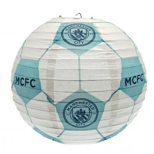Manchester City Light Shade | MCFC Merchandise [ Football Gifts Shop ]