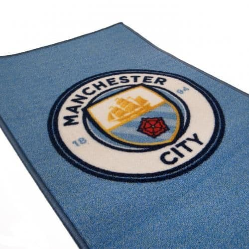 Manchester City Rug   Bedroom Ideas   MCFC Merchandise & Football Gifts Shop