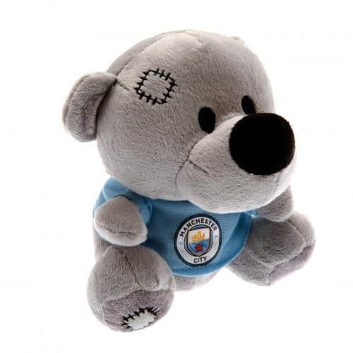 Manchester City Teddy Bear   Cuddly Toy   Football Gifts