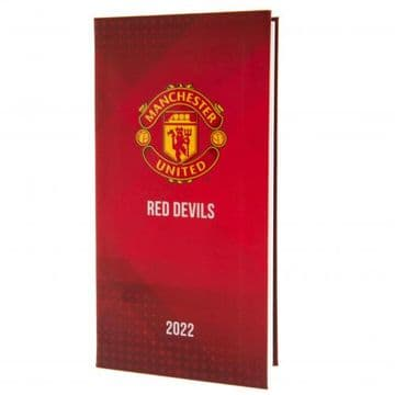 Manchester United 2022 Pocket Diary