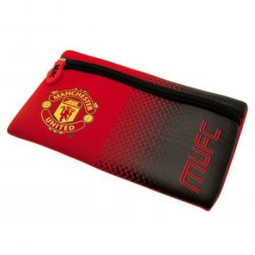 Manchester United Pencil Case.