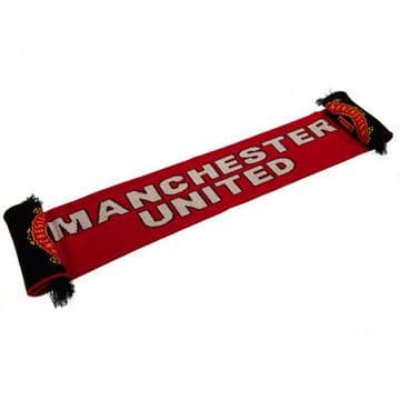 Manchester United Scarf ST