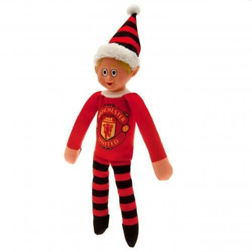 Manchester United Team Elf Decoration | Elf on the Shelf