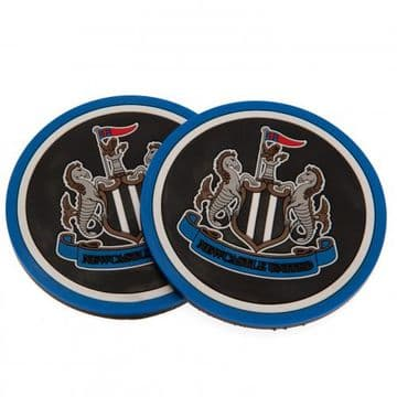 Newcastle United 2 Pack Coaster Set
