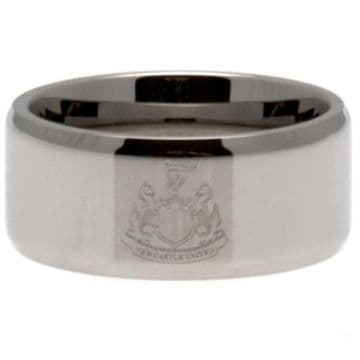Newcastle United Band Ring - Large
