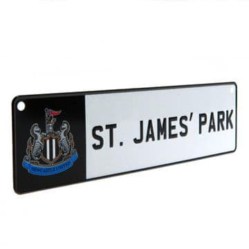 Newcastle United Window Sign WM
