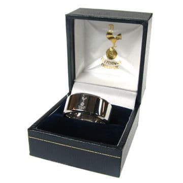 Tottenham Hotspur Band Ring - Medium