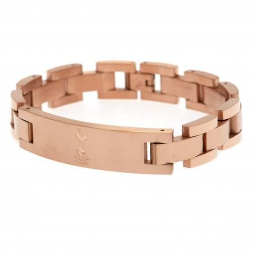 Tottenham Hotspur Rose Gold Bracelet | LFC Merchandise [ Football Gifts Shop ]