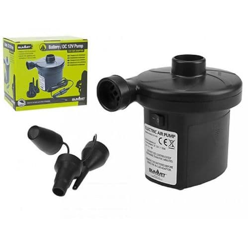 12v  DC Inflator by Summit Air Pump