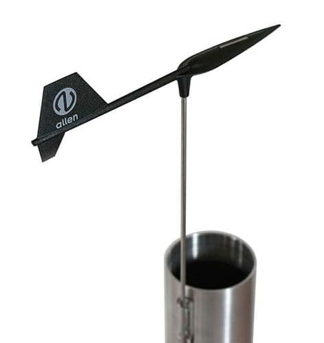 Allen Aerovane Wind Indicator for Dinghies Masthead 190mm 7.5