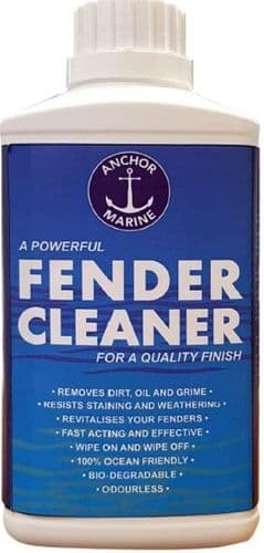 Anchor Marine Fender Cleaner 500ml Bio-Degradable