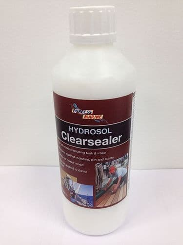 Burgess Marine Hydrosol Clearsealer 500ml