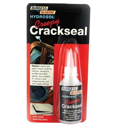 Creepy Crackseal by Burgess Marine 100ml Boats Cars