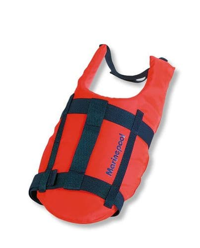 Dog Lifejacket Vest And Retrieval Marinepool