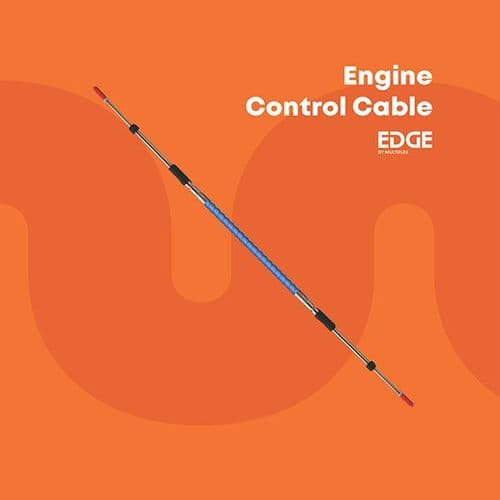 Edge Outboard Engine Control Cable Multiflex 10ft