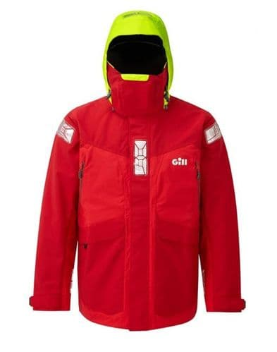 Gill Offshore Jacket Red OS24J