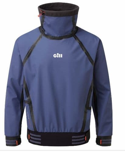 Gill ThermoShield Dinghy Top Ocean Blue 4367