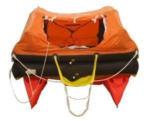 Liferafts Offshore and ISO 9650-1