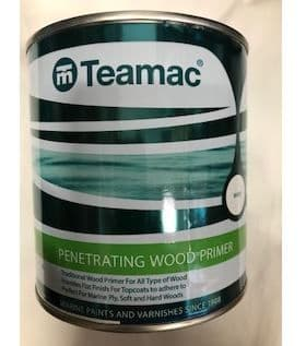 Penetrating Wood Primer 1 Ltr For Marine Ply Soft And Hard Wood