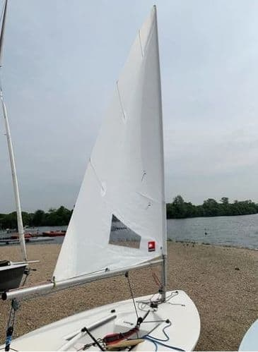 Rooster Replica 4.7 Laser Sail