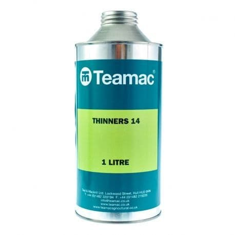 Teamac Thinners 14 Marine Gloss Paints and Varnishes 1L