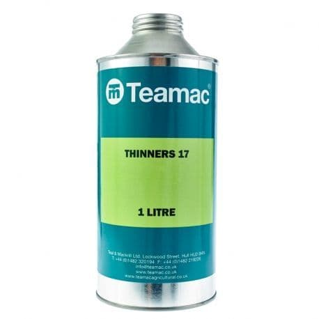 Teamac Thinners 17  Antifoul Thinner 1L