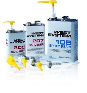 West Epoxy Resins Fillers and Accessories