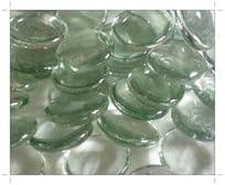 Clear Round Pebbles 30mm