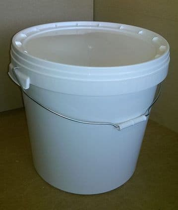 Bucket - 32 litre with choice of pre drilled holes - EB7