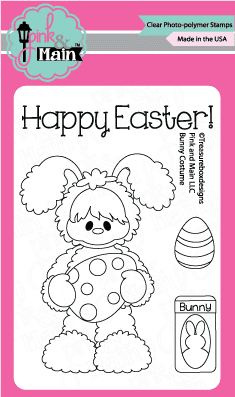 Bunny Costume - Stamp Set