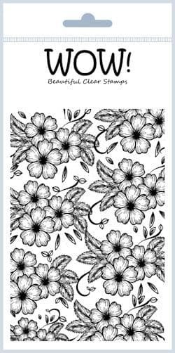 Secret Garden (by Marion Emberson) - Clear Stamp Set (A6)