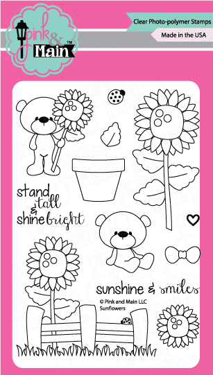 Sunflowers - Stamp Set