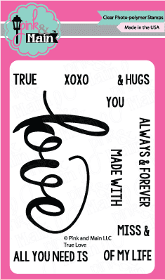 True Love - Stamp Set