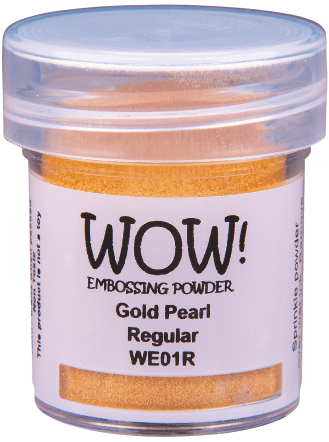 WE01 Gold Pearl