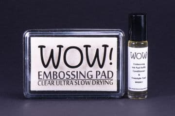 WOW! Embossing Pad & Refill/Feestyle Tool