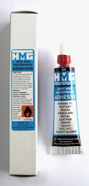 HMG FLETCHING CEMENT/GLUE