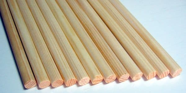 PREMIUM BOYTON PINE ARROW SHAFTS 1/4