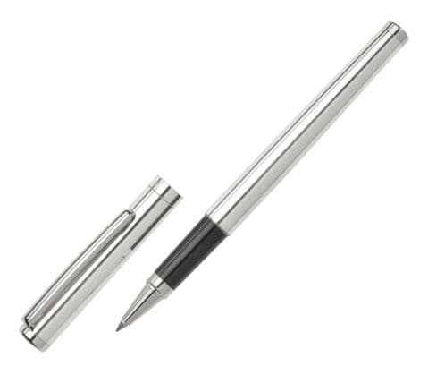 Sterling Silver Rollerball Pen - Cambridge - Plain Finish