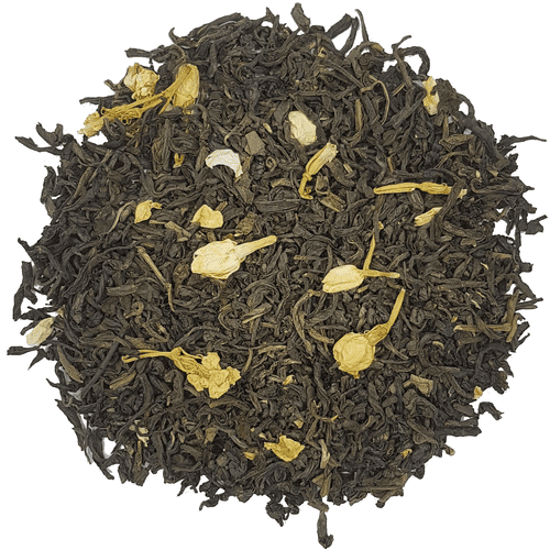 Chinese Green Jasmine Flowers Loose Leaf Tea in Assorted Packs