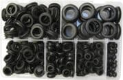 Assorted Box of Wiring Grommets AT122