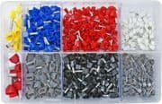 Assorted Twin Cord Ends (770)