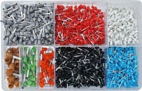 AT87 Assorted Cord Ends FRENCH (2600)