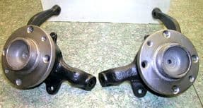 Fiat X19 Front OR Rear Hub Assembly (Refurbished)