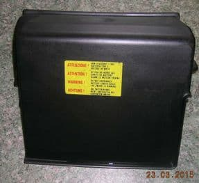 Fiat X19 Genuine Battery Cover